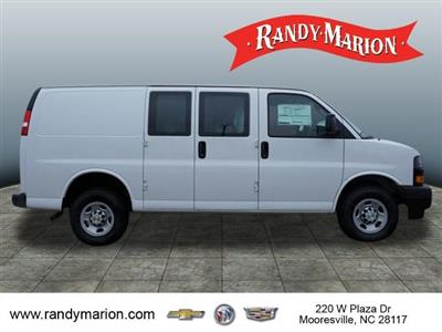 2020 Chevrolet Express 2500 4x2, Sortimo Upfitted Cargo Van #TR82868 - photo 9