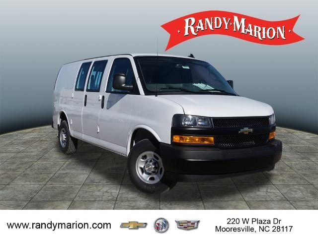 2021 Chevrolet Express 2500 4x2, Knapheide Empty Cargo Van #TR82886 - photo 1