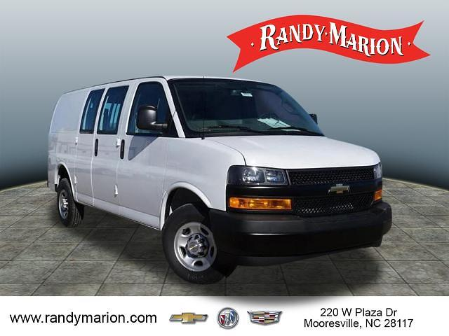 2021 Chevrolet Express 2500 4x2, Knapheide Upfitted Cargo Van #TR83367 - photo 1
