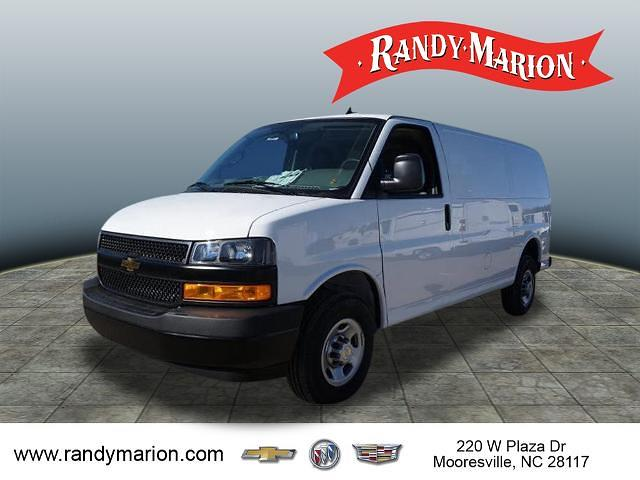 2021 Chevrolet Express 2500 4x2, Knapheide Upfitted Cargo Van #TR83367 - photo 4