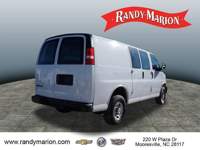 2021 Chevrolet Express 2500 4x2, Knapheide Upfitted Cargo Van #TR83367 - photo 8