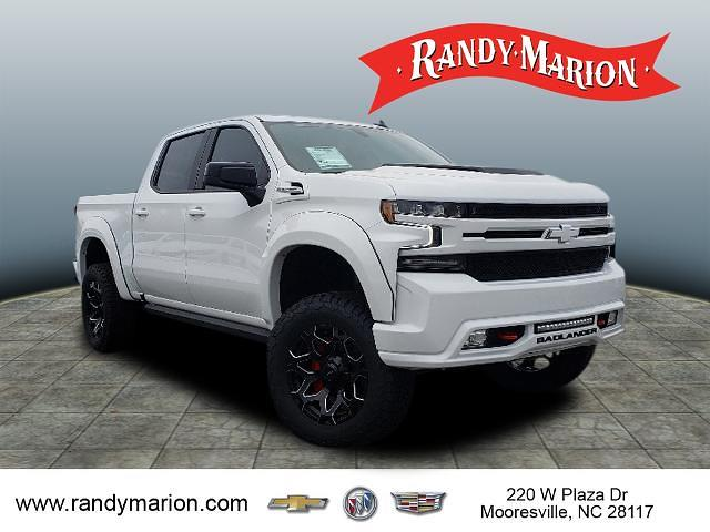 2021 Chevrolet Silverado 1500 Crew Cab 4x4, Tuscany Badlander Pickup #TR83388 - photo 1