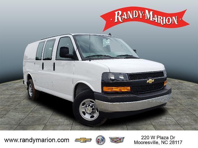 2021 Chevrolet Express 2500 4x2, Adrian Steel Upfitted Cargo Van #TR84223 - photo 1