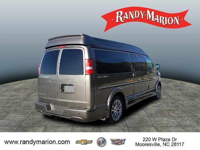 2021 Chevrolet Express 3500 4x2, Explorer Passenger Wagon #TR84619 - photo 2