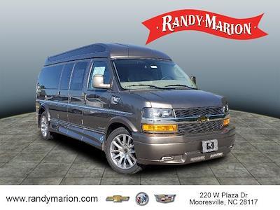 2021 Chevrolet Express 3500 4x2, Explorer Passenger Wagon #TR84619 - photo 1
