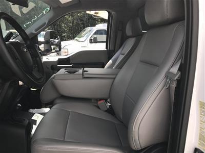 2018 F-550 Regular Cab DRW 4x4,  Reading Marauder Dump Body #J1096 - photo 12