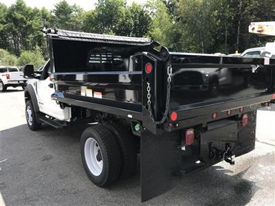 2018 F-550 Regular Cab DRW 4x4,  Dump Body #J1096 - photo 7