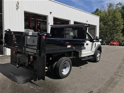 2018 F-550 Regular Cab DRW 4x4,  Dump Body #J1096 - photo 2