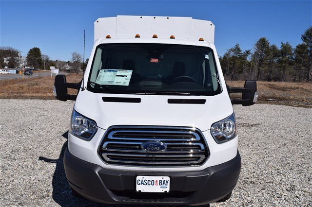 2018 Transit 350 4x2,  Reading Aluminum CSV Service Utility Van #J972 - photo 3