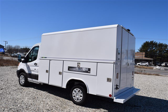 2018 Transit 350 4x2,  Reading Aluminum CSV Service Utility Van #J972 - photo 6
