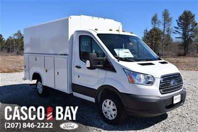 2018 Transit 350 4x2,  Reading Aluminum CSV Service Utility Van #J972 - photo 1