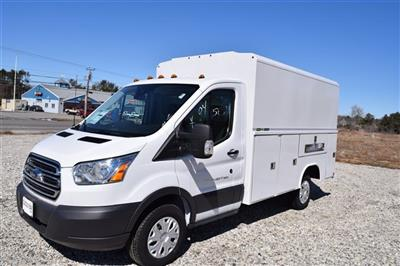 2018 Transit 350 4x2,  Reading Aluminum CSV Service Utility Van #J972 - photo 4