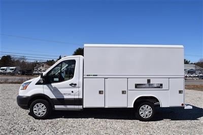 2018 Transit 350 4x2,  Reading Aluminum CSV Service Utility Van #J972 - photo 5