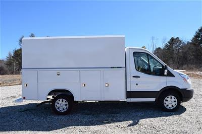 2018 Transit 350 4x2,  Reading Aluminum CSV Service Utility Van #J972 - photo 9