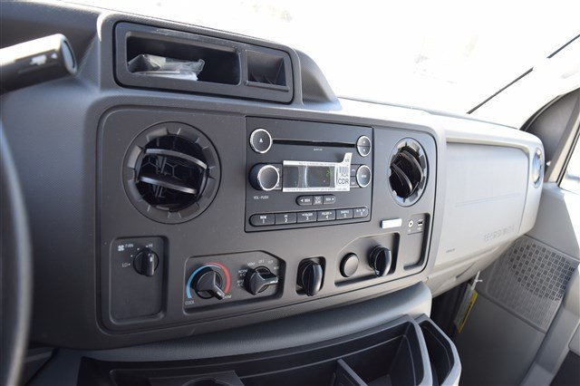 2018 E-350 4x2,  Dejana Truck & Utility Equipment DuraCube Cutaway Van #J975 - photo 15