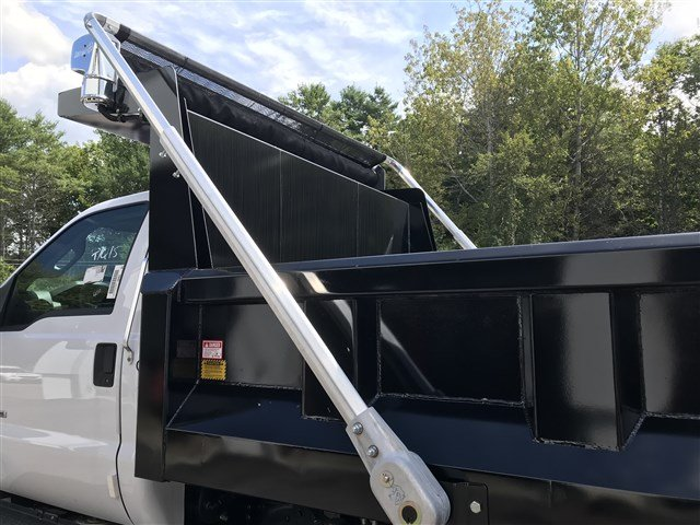 2019 F-750 Regular Cab DRW 4x2,  Crysteel Landscape Tipper Landscape Dump #K009 - photo 9