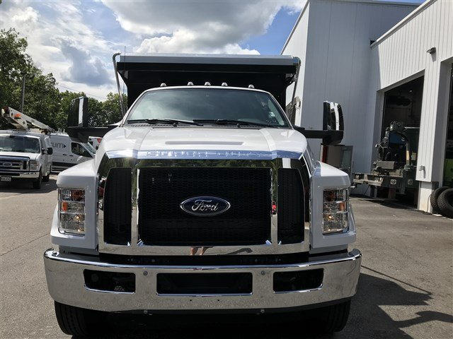 2019 F-750 Regular Cab DRW 4x2,  Crysteel Landscape Tipper Landscape Dump #K009 - photo 3