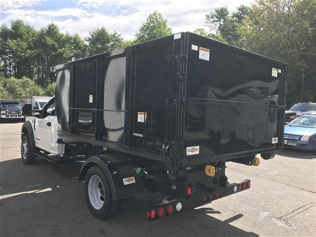2019 F-550 Regular Cab DRW 4x4,  Landscape Dump #K031 - photo 7