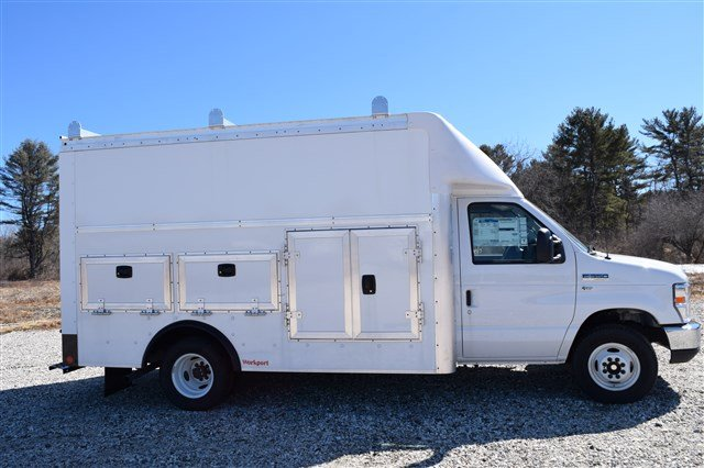 2019 E-350 4x2,  Rockport Workport Service Utility Van #K039 - photo 10