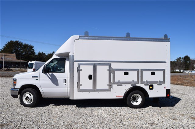 2019 E-350 4x2,  Rockport Workport Service Utility Van #K039 - photo 5