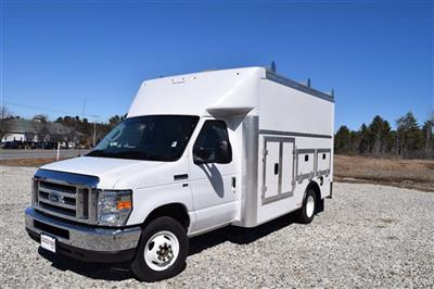 2019 E-350 4x2,  Rockport Workport Service Utility Van #K039 - photo 4
