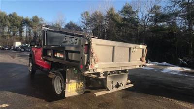 2019 F-550 Regular Cab DRW 4x4, Reading Marauder Dump Body #K1009 - photo 17