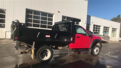 2019 F-550 Regular Cab DRW 4x4, Reading Marauder Dump Body #K1009 - photo 2