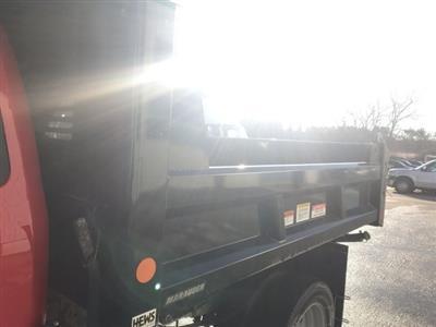 2019 F-550 Regular Cab DRW 4x4, Reading Marauder Dump Body #K1009 - photo 5