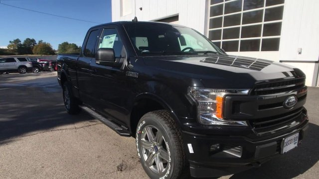 2019 F-150 Super Cab 4x4,  Pickup #K1022 - photo 13