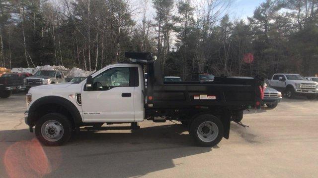 2019 F-550 Regular Cab DRW 4x4, Dump Body #K1076 - photo 15