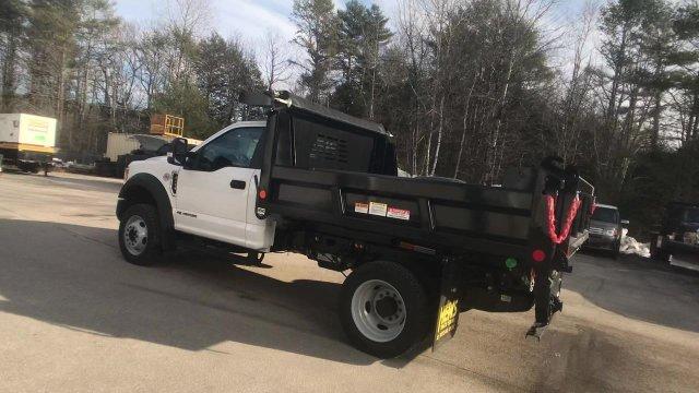2019 F-550 Regular Cab DRW 4x4, Dump Body #K1076 - photo 16