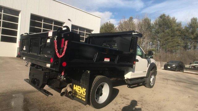 2019 F-550 Regular Cab DRW 4x4, Dump Body #K1076 - photo 1