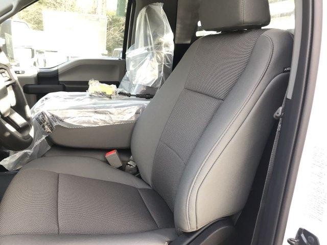 2019 F-550 Regular Cab DRW 4x4, Dump Body #K1076 - photo 6