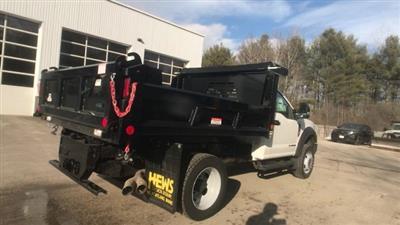 2019 F-550 Regular Cab DRW 4x4, Dump Body #K1076 - photo 2