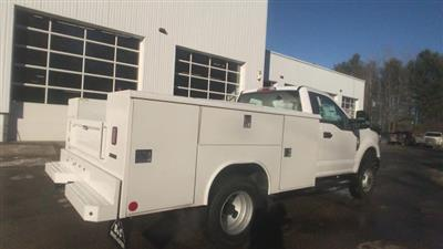 2019 F-350 Regular Cab DRW 4x4, Reading Classic II Steel Service Body #K1136 - photo 2
