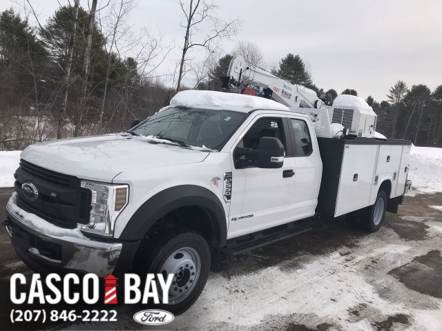 2019 Ford F-550 Super Cab DRW 4x4, Knapheide Mechanics Body #K1174 - photo 1