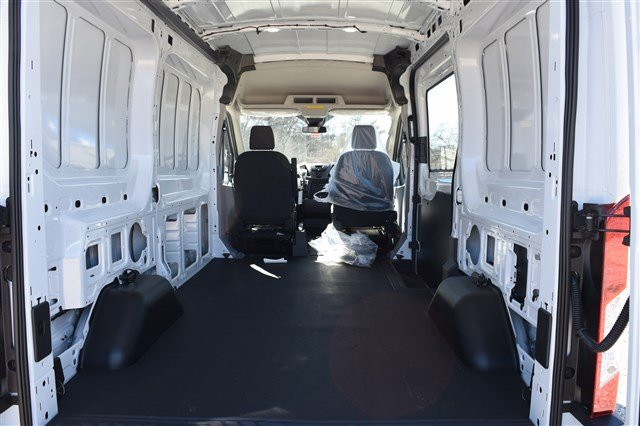 2019 Transit 250 Med Roof 4x2,  Empty Cargo Van #K167 - photo 1