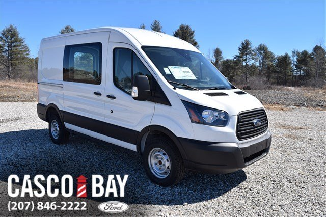2019 Transit 250 Med Roof 4x2, Empty Cargo Van #K168 - photo 1