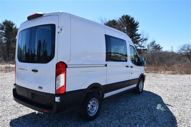 2019 Transit 250 Med Roof 4x2, Empty Cargo Van #K168 - photo 8