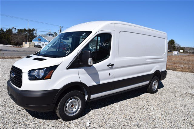 2019 Transit 250 Med Roof 4x2, Empty Cargo Van #K168 - photo 12
