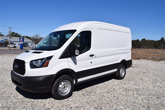 2019 Transit 250 Med Roof 4x2, Empty Cargo Van #K168 - photo 4