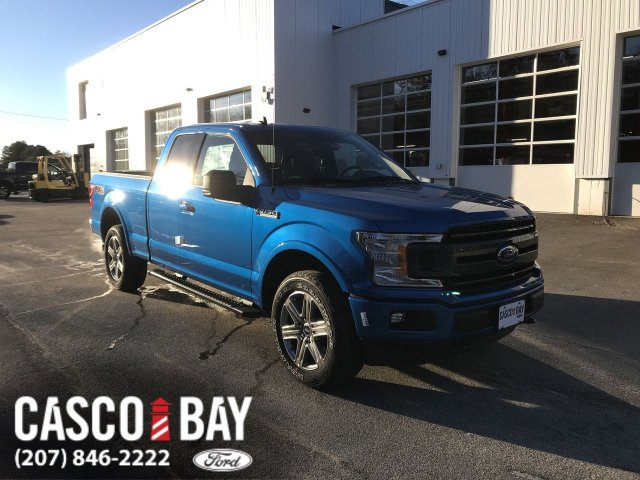 2019 F-150 Super Cab 4x4,  Pickup #K202 - photo 1