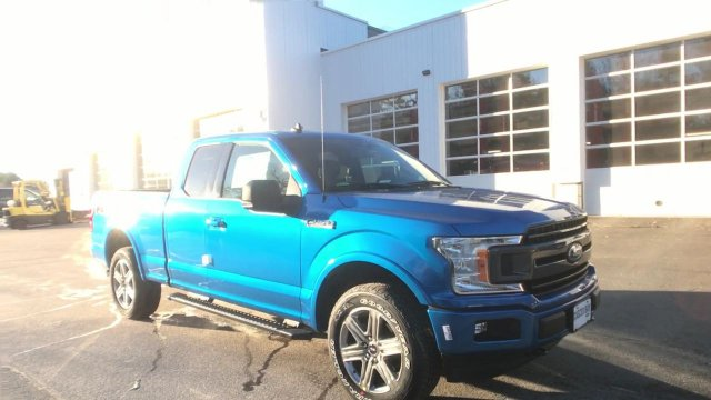 2019 F-150 Super Cab 4x4,  Pickup #K202 - photo 13