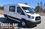 2019 Transit 250 Med Roof 4x2,  Empty Cargo Van #K207 - photo 1