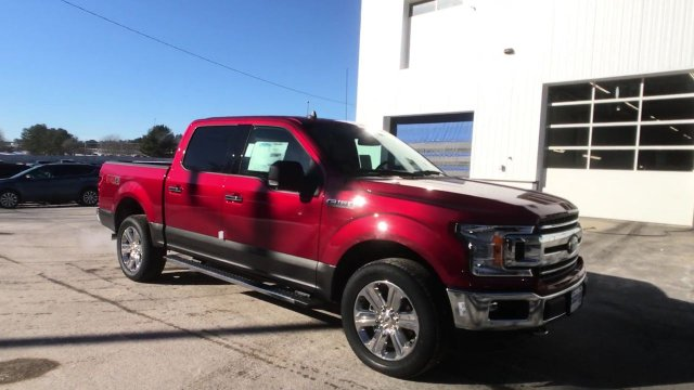 2019 F-150 SuperCrew Cab 4x4,  Pickup #K212 - photo 13