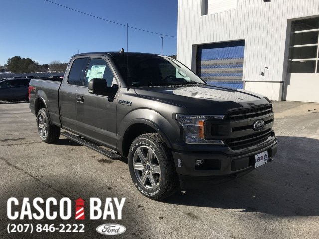 2019 F-150 Super Cab 4x4,  Pickup #K243 - photo 1