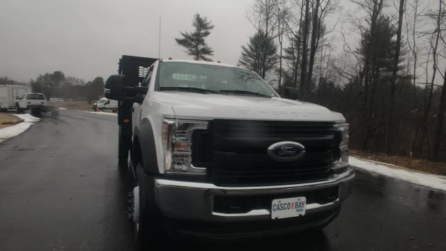 2019 F-550 Regular Cab DRW 4x4, Knapheide Value-Master X Stake Bed #K257 - photo 12