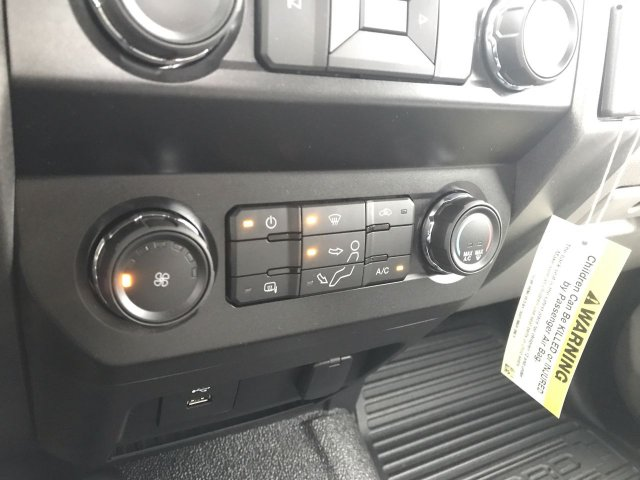 2019 F-550 Regular Cab DRW 4x4, Knapheide Value-Master X Stake Bed #K257 - photo 10