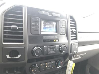 2019 F-550 Regular Cab DRW 4x4, Knapheide Value-Master X Stake Bed #K257 - photo 9