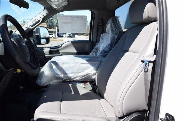 2019 F-550 Regular Cab DRW 4x4,  Iroquois Brave Series Stainless Steel Dump Body #K290 - photo 14